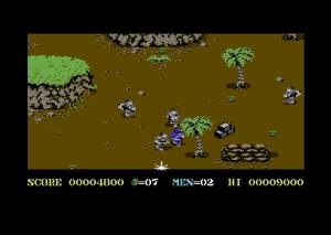 Commando Arcade.