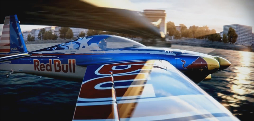 Red Bull Air Racing – The Game