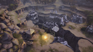 Spillet bruker Unreal Engine 4. Men dette er bare konseptkunst.