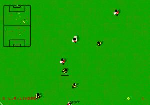Eksklusivt skjermbilde av Kick Off 2, som kun har eksistert i ti minutter.