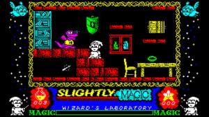 Spectrum-spill er lette å kjenne igjen på grafikken.