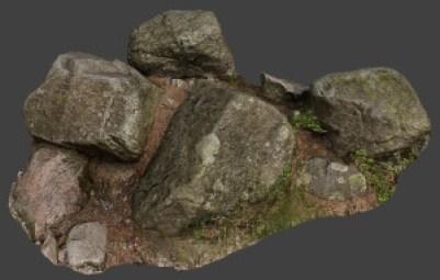 Et 3D-objekt laget ved hjelp av teknikken.