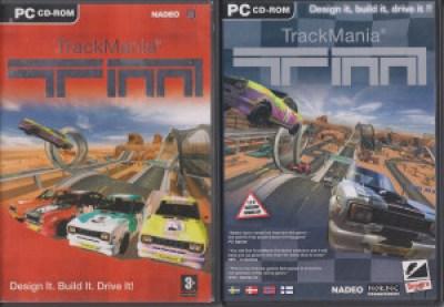 Britisk boks til venstre, norsk til høyre. Her til lands ble spillet så populært at NRK sendte flere runder direkte på TV. Undertegnede var selvsagt på serveren.