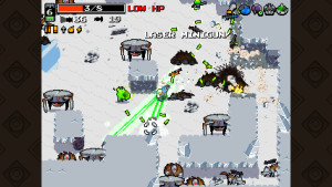 Nuclear Throne byr på god, gammeldags arkadeaction.