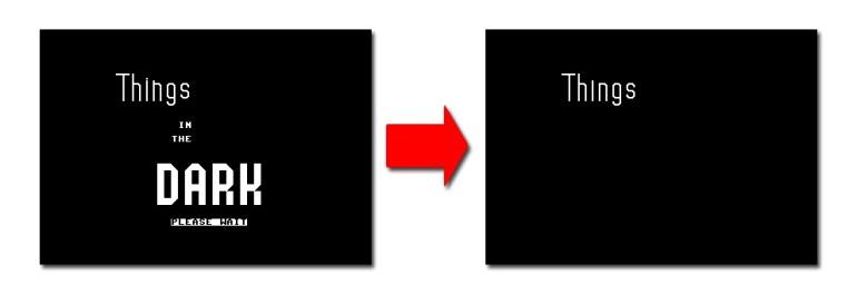 Denne prosessen kalles Alphasoftwareifisering.