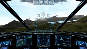 Ja, du kan fly rundt på planetene.
