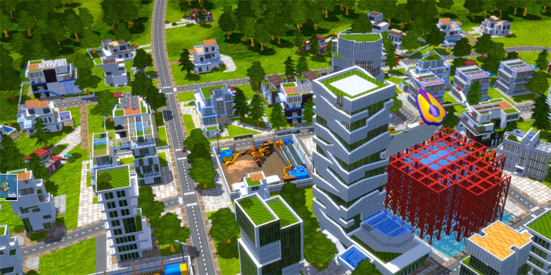 Industry Manager – Future Simulation