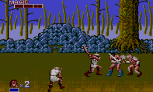 Spillet ser bedre ut på Master System.