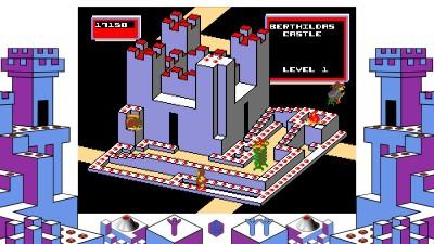 Crystal Castles.