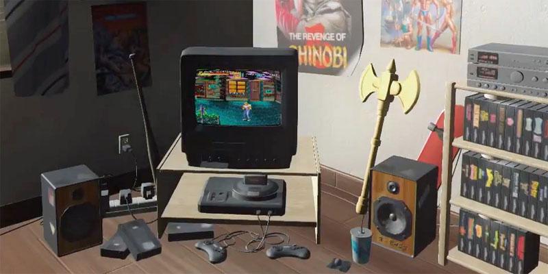 Sega Mega Drive Hub