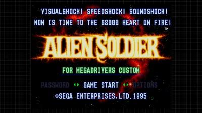 Vil du spille Alien Soldier i 60 hz? Det kan du nå.