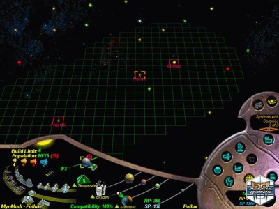 Reach for the Stars anno 2005 ble utgitt av Matrix Games.