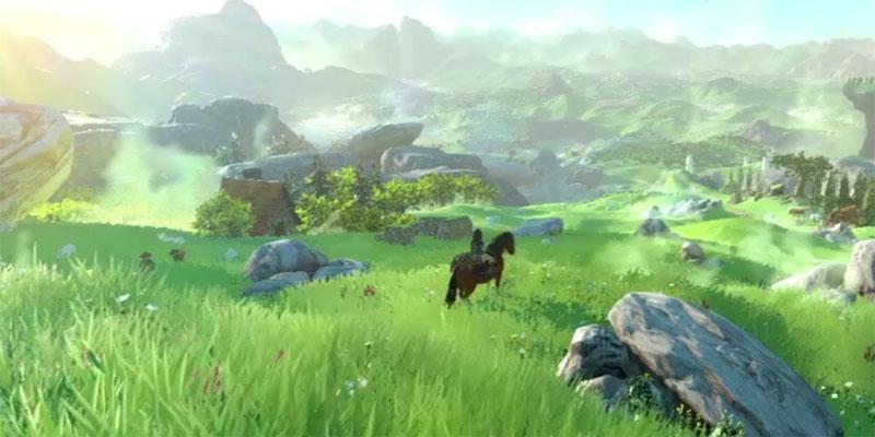 Zelda something