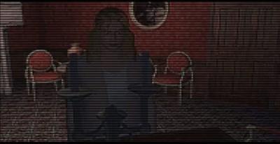 Som mange andre FMV-spill, bruker D: The Game en oppløsning som ikke akkurat imponerer i dag.