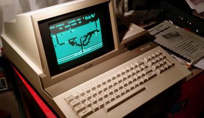 Mikito Ichikawa (som lagde Steam-versjonen) tror at dette er første gangen noen spiller dette spillet på en MZ-80A i Europa. På én måte er det i alle fall det, for min Cavern-versjon er mye raskere enn originalen (og har andre kontroller).