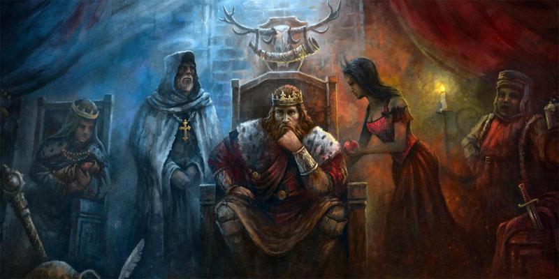 Crusader Kings II IV