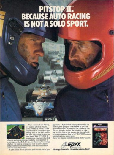 Reklamen fokuserer på flerspiller.