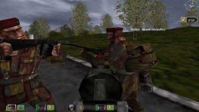 Dette var toppmoderne grafikk i 1999. Tror vi kan fastslå at 2D holder seg bedre enn 3D.