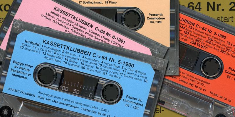 Kassettklubben Data-Tronic