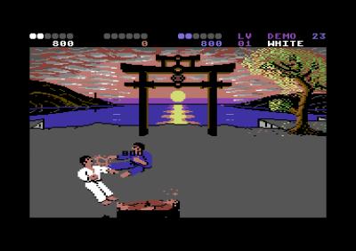 IK+ kom først til Commodore 64.