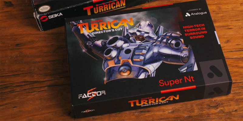 Super Turrican: Director's Cut