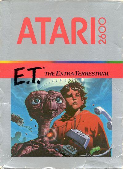 E.T. ga nok mange barn mareritt, men det var strengt tatt ikke spillets skyld.