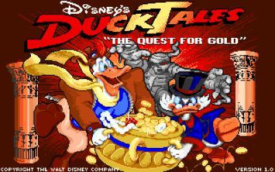 DuckTales' tittelbilde lover eventyr i fleng!