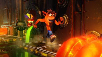 Jeg har ikke funnet noen bilder som egentlig illustrerer hvor lekkert dette spillet er på skjermen.