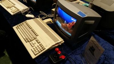 Klassiker (både maskinen og spillet).