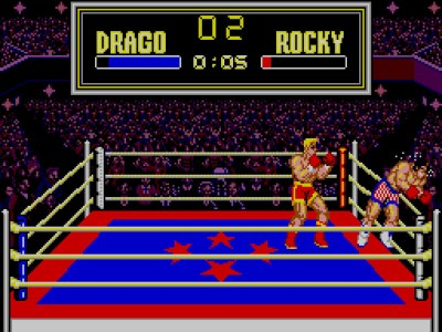 Spillet henter motstandere fra hele serien.