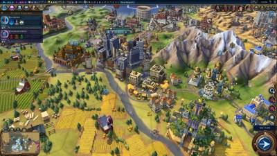 Dette bildet er fra PC-versjonen.