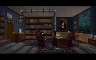 Nå fikk jeg lyst til å spille King's Quest VI.