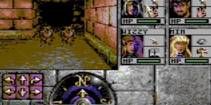 eye of the beholder commodore 64