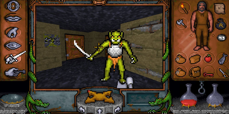ultima underworld unity