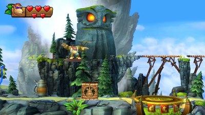 Donkey Kong har kommet langt siden han kidnappet jenter tidlig på åttitallet.