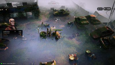 Bilde fra den nye modusen.