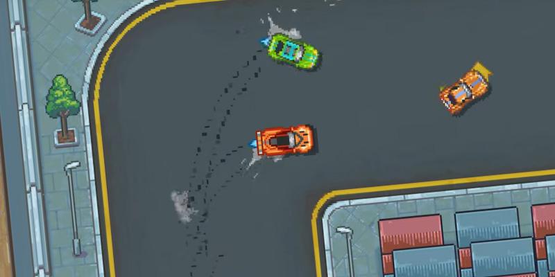 super arcade racing
