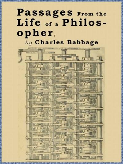 Babbage beskrev selv hvordan maskinen skulle fungere, i denne selvbiografien.