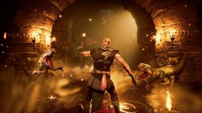Gothic-spillenes verden har en absurd mengde rovdyr.