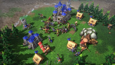 Slik ser Warcraft III: Reforged ut.