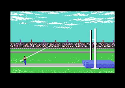 Epyx-spillet Summer Games ble en slager da det kom i 1984.