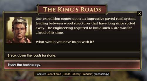 Teknologi er tingen, det.
