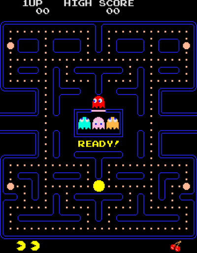 Alle kjenner denne labyrinten.