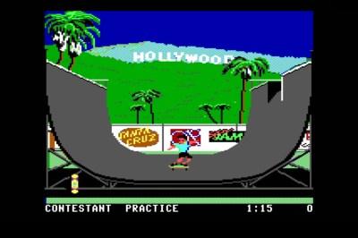 California Games.