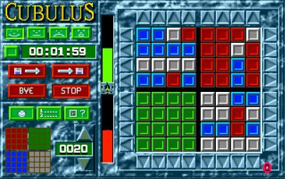 Vent, dette er vel ikke noen kube?