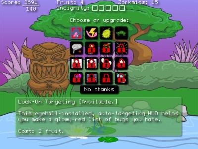 Spillet har zorkmids som myntenhet.