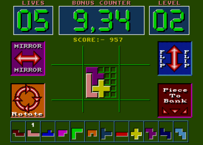 Dilemma er et ganske omfattende spill.