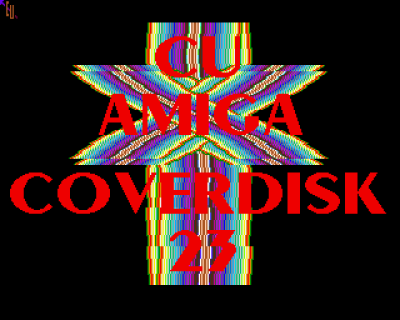 Coverdisk nummer to har kastet litt plass bort på et slags tittelbilde.