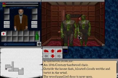The Legacy. Et tidlig, Lovecraft-inspirert spill.