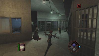 Grafikken ser bedre ut, men det er fortsatt lett å se at vi snakker om et spill fra PS2-tiden her.